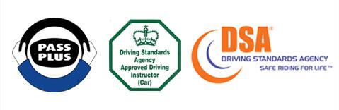 Driving Instructor logos