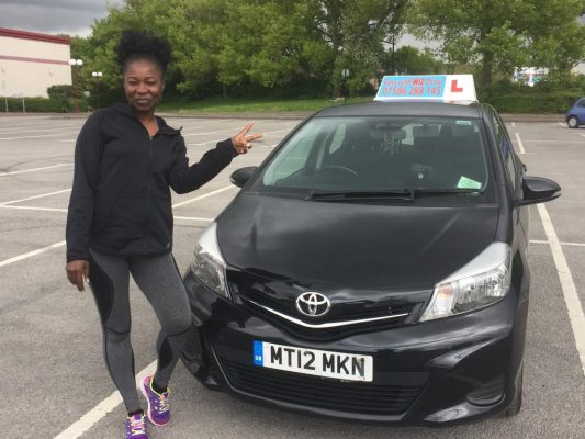 best driving lessons manchester
